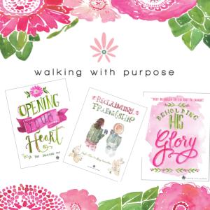 Walking With Purpose Fall 2021