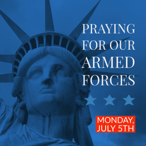 Parishioners Active in the Armed Services
