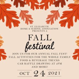 Saint Elizabeth Parish School Fall Festival