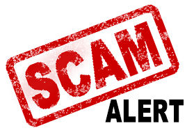 E-mail AND Text Scam Alert