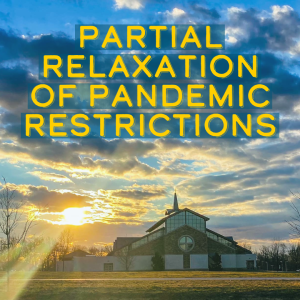 Parish Protocols for Relaxation of Pandemic Restrictions